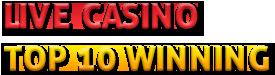 Live Casino Top Winner